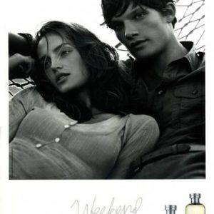 Burberry Weekend Poster