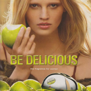 Dkny Be Delicious EDP Poster