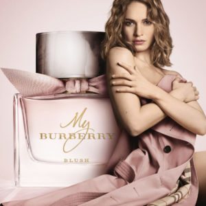 My Burberry Blush Poster