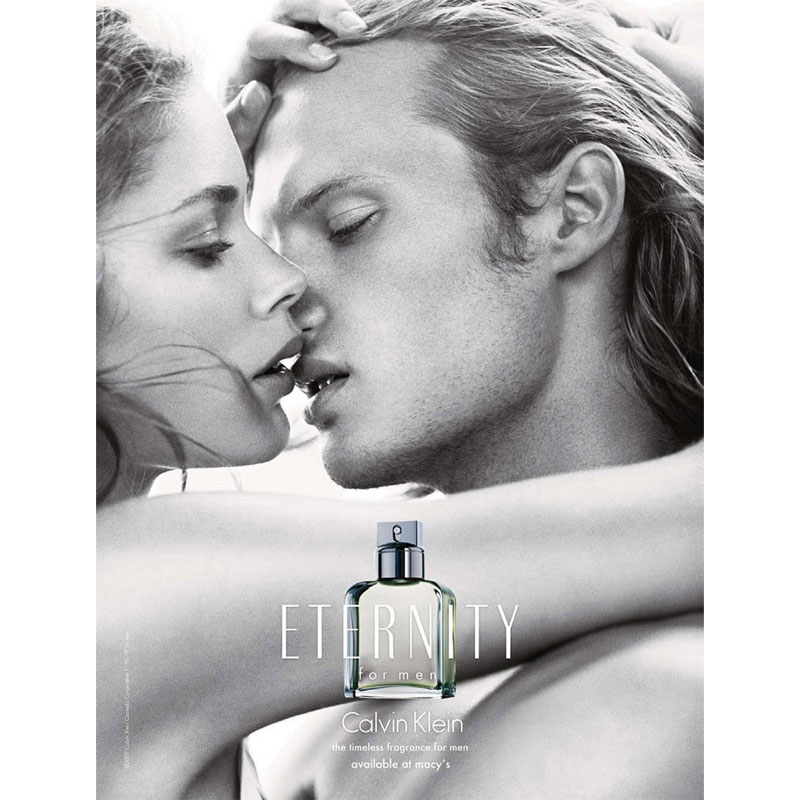 Calvin Klein CK Eternity Men Ads