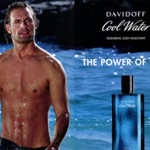 Davidoff Cool Water Men Ads