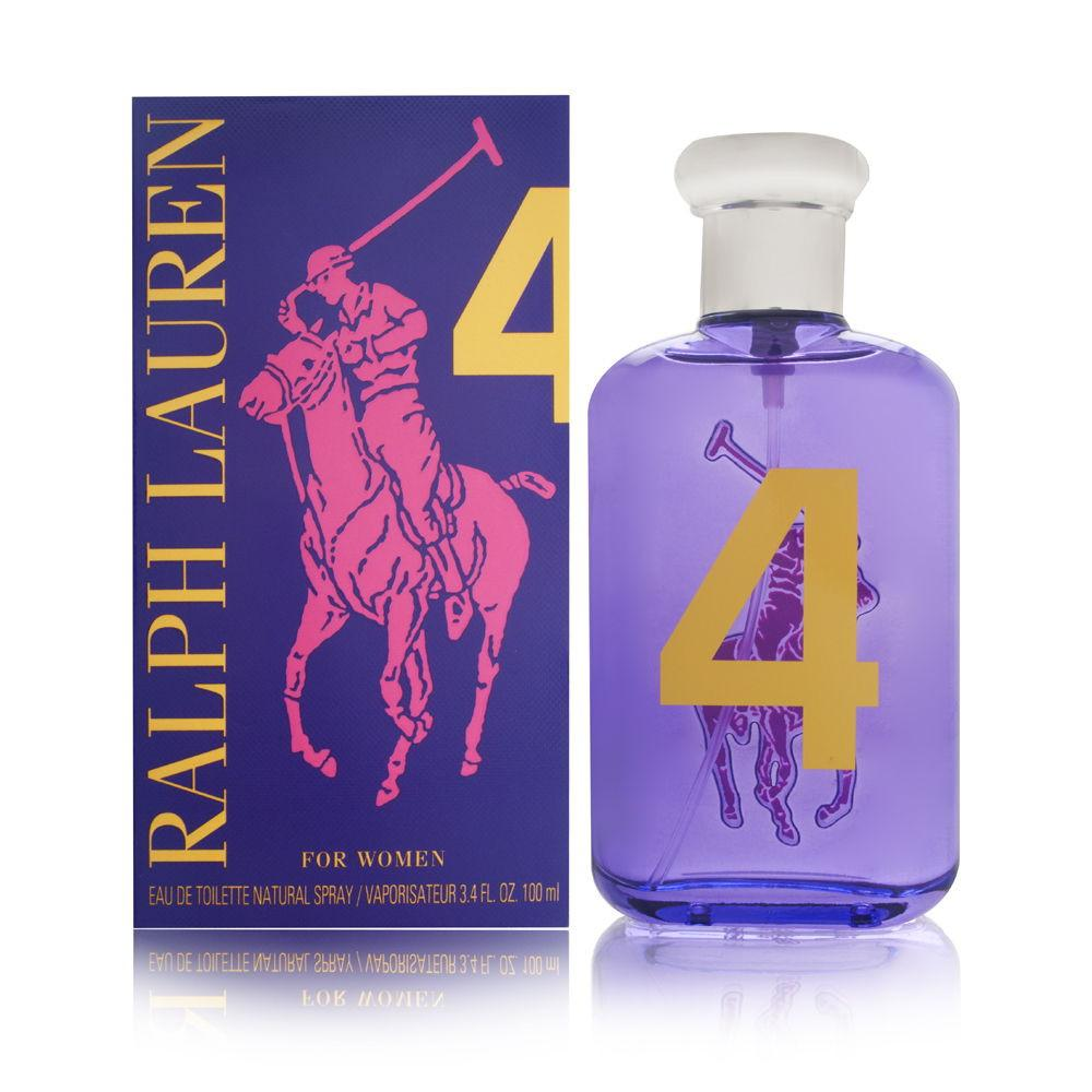RALPH LAUREN Big Pony 4 Women 100ml