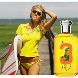 Ralph Lauren Big Pony 3 Women Poster