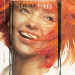 Clinique Happy Women Poster