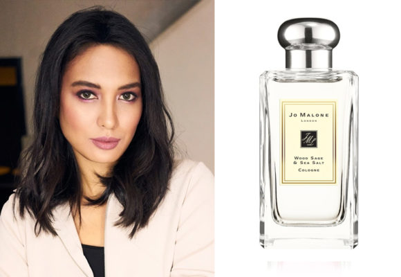 Isabelle Daza - Jo Malone Wood Sage and Sea Salt