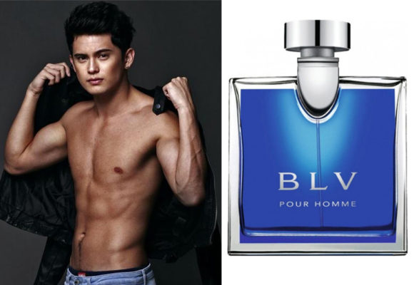 James Reid Bvlgari BLV