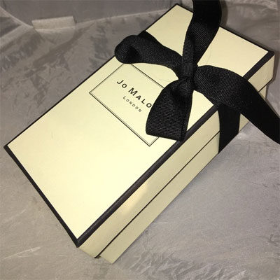 Jo Malone Sleek and Elegant Box