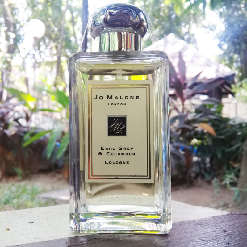 Jo Malone Earl Grey & Cucumber Summer Actual