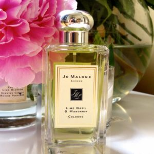Jo Malone Lime Basil & Mandarin 100ml Actual