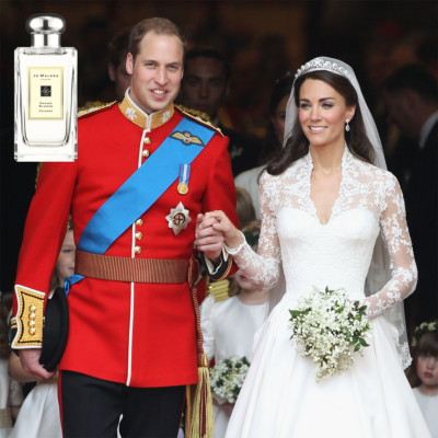 Kate Middleton Wedding Jo Malone Orange Blossoms