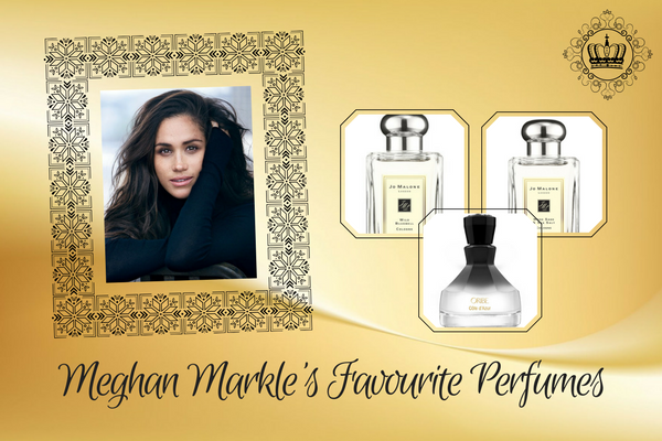 Meghan Markels Favourite Perfumes and Fragrances