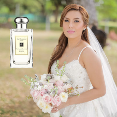 Nikki-Gil Wedding - Jo Malone Nectarine Blossoms and Honey