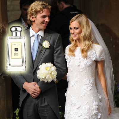 Poppy De Levingne Wedding