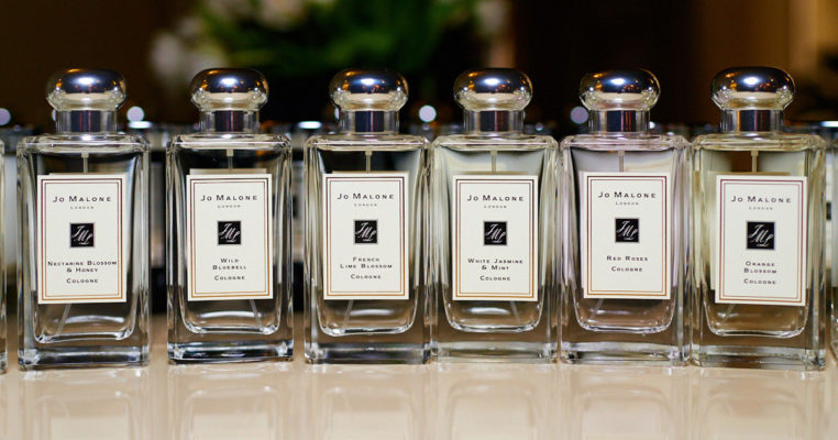 Jo Malone Cologne Bottles