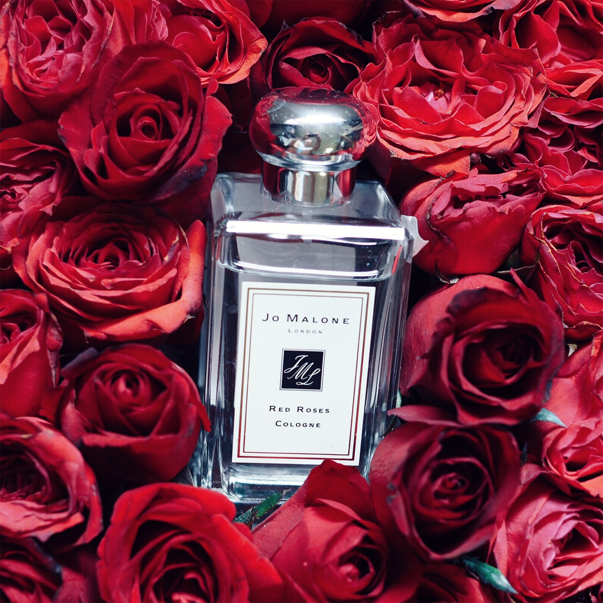Jo Malone Red Roses Poster
