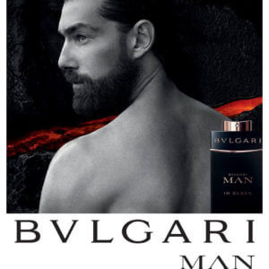 Bulgari Man in Black 100ml Poster