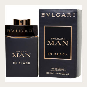 Bulgari Man in Black 100ml with Box