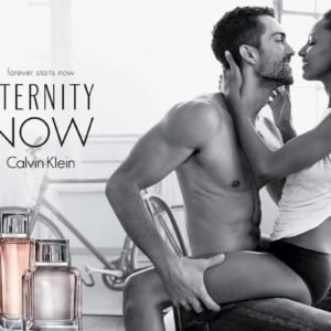 Calvin Klein Eternity Now Poster