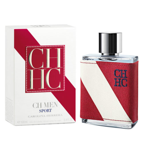 Carolina Herrera CH Men Sport 100ml with Box