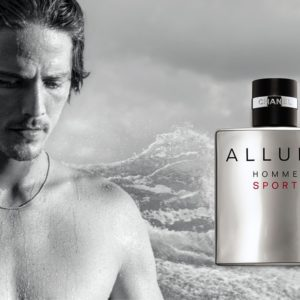 Chanel Allure Homme Sport EDT Poster