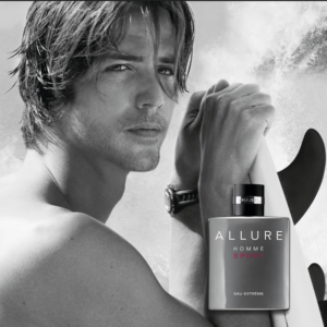 Chanel Allure Homme Sport Eau Extreme Poster