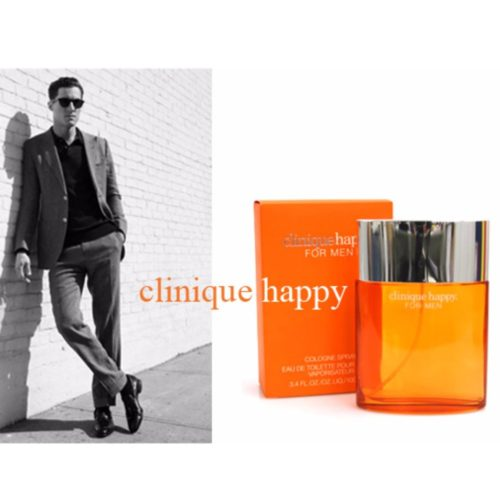 Clinique Happy Men Poster