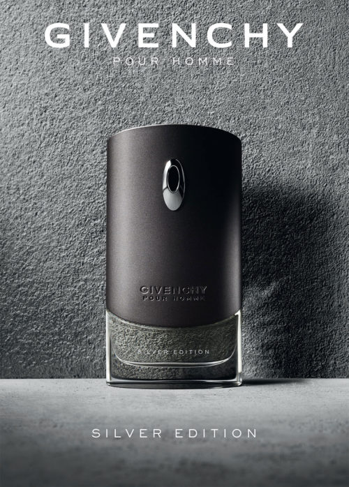 Givenchy Pour Homme Silver Edition Poster