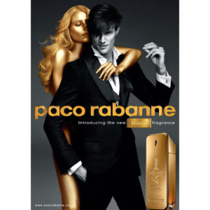 Paco Rabanne 1 Million Poster