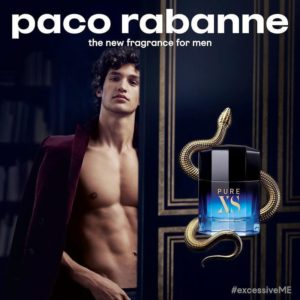 Paco Rabanne Pure XS Poster