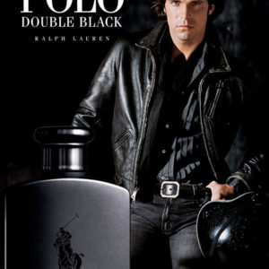 Ralph Lauren Polo Double Black Poster