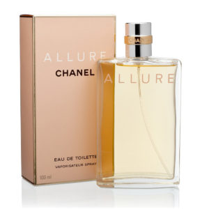 Chanel Allure Eau De Toillete Women 100ml with Box