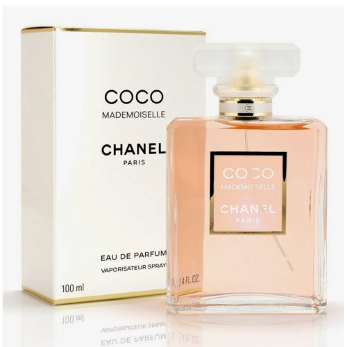 Chanel Coco Mademoiselle 100ml with Box