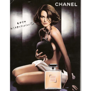 Chanel Coco Mademoiselle Poster