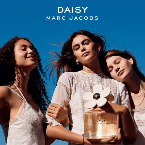 Marc Jacobs Daisy Poster