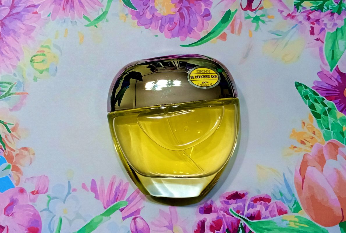 DKNY Be Delicious EDT 100ml Actual
