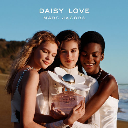 Marc Jacobs Daisy Love Poster
