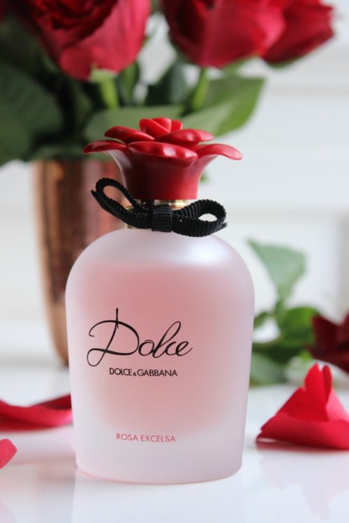 Dolce and Gabbana Rosa Excelsa Actual