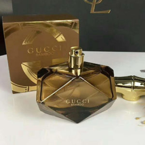 Gucci Bamboo 75ml EDP Gold with Box