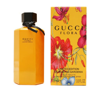 Gucci Flora Limited Edition Gorgeous Gardenia 100ml with Box
