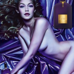Tom Ford Velvet Orchid Lumiere Poster