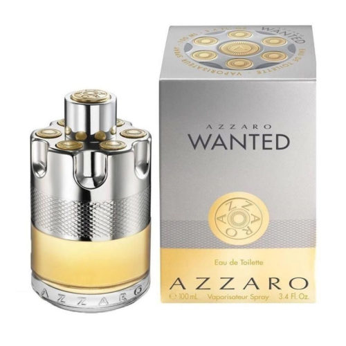 Azzaro Wanted 100ml with Box