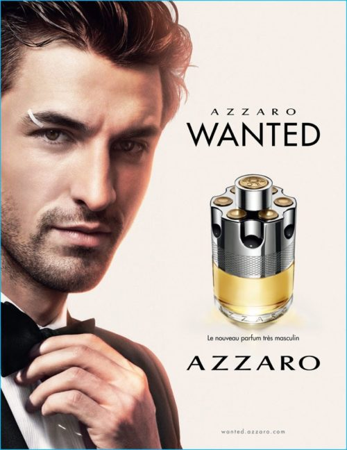 Azzaro Wanted Poster