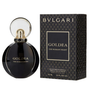 Bvlgari Goldea Roman Night 75ml with Box