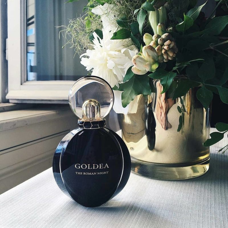 Bvlgari Goldea Roman Night Actual 2