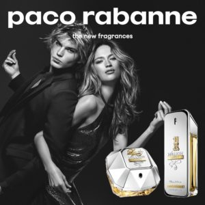 Paco Rabanne Lady Million Lucky Poster