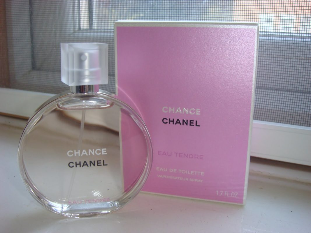 Chanel Chance EAU Tendre 100ml Actual