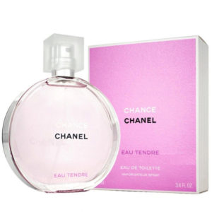 Chanel Chance EAU Tendre 100ml with Box