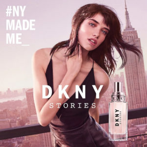 DKNY Stories Poster