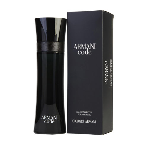 Giorgio Armani Code 110ml with Box