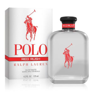Ralph Lauren Red Rush 100ml with Box